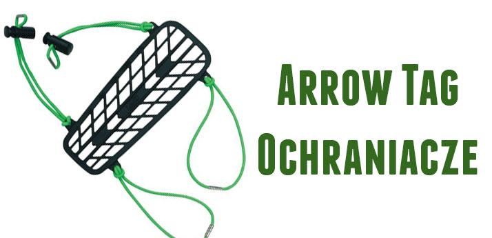 Arrow Tag Ochraniacze, ochraniacze przedramienia do gry w Arrow Tag-a chronią przed otarciami przez cięciwę łuku.